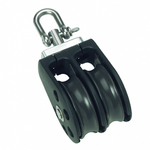 Barton 45mm (Size 3) Double Swivel Block